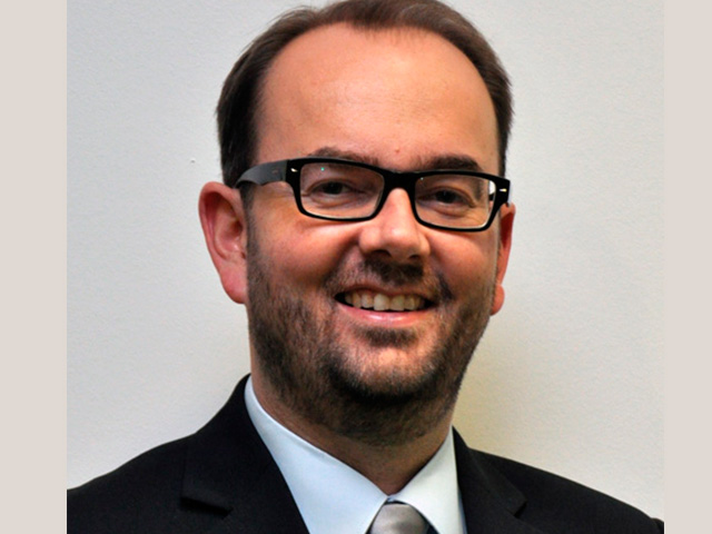 Fraktionsvorsitzender Thomas Siegers