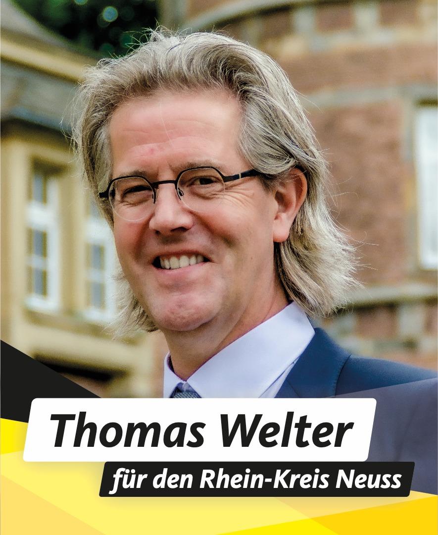 Für Sie im Kreistag Thomas Welter